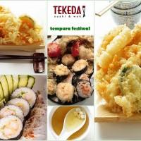 Tekeda tempura festiwal
