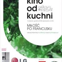 Kino od kuchni - 13sierpnia - plakat