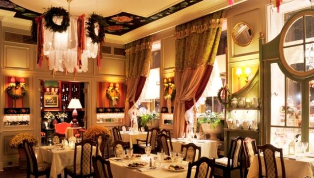 Restauracja Halka w Warszawie