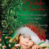 plakat_mikolajki_Ganesh - KEN